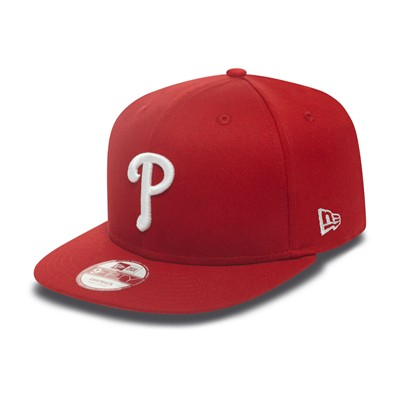 9Fifty Philadelphia Phillies - Casquette - rouge