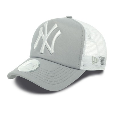Trucker NY - Casquette - gris clair