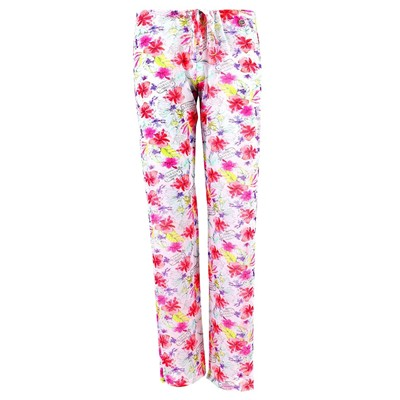 Banana Moon tulmoldy chaz - pantalon droit - rose
