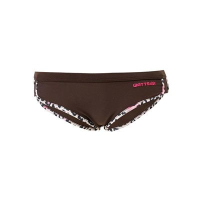 Watts Shorty Looft - Bas de maillot - marron
