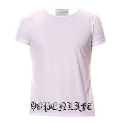 HOPE N LIFE Cassius - T-shirt manches courtes - blanc