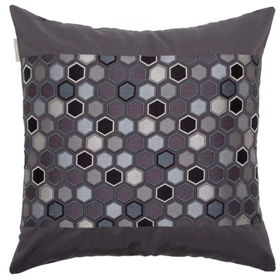 Honey - Housse de coussin - anthracite