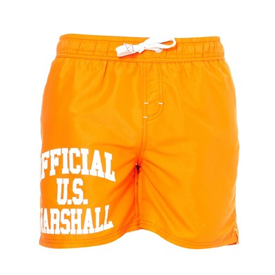 US MARSHALL Short de bain - orange