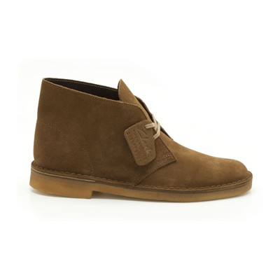 CLARKS Desert Boot - Bottines - beige