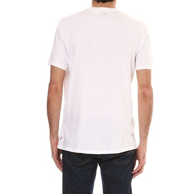 Graphic - T-shirt - blanc