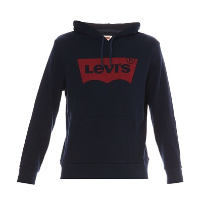 LEVI'S Graphic - Sweat à capuche - bleu marine
