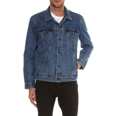 LEVI'S The Trucker - Veste en jean - bleu
