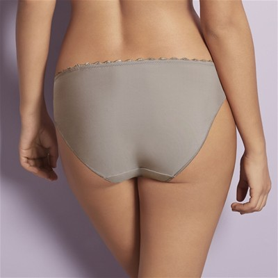 BESTFORM New York - Slip - taupe