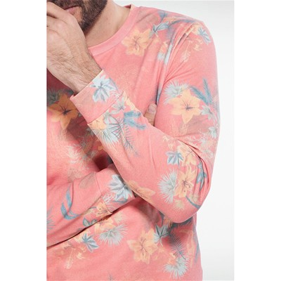 BONOBO JEANS Sweat-shirt - orange melon