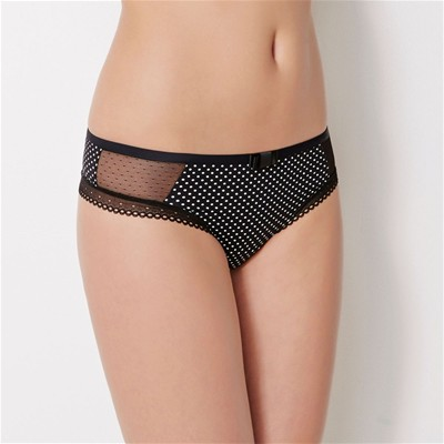 KOOKAI LINGERIE Dotty - Shorty - noir