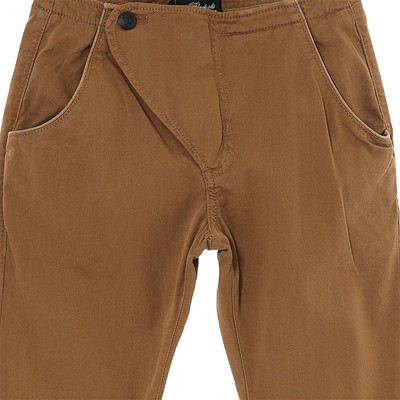 FINGER IN THE NOSE Pantalon - marron