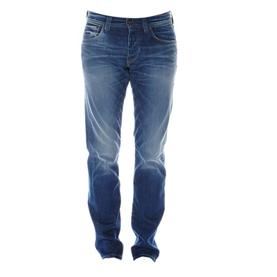 PEPE JEANS LONDON Cane - Jean slim - denim bleu
