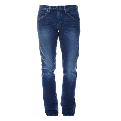 Pepe Jeans London Kolt - Jean recto - denim azul