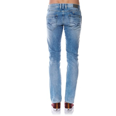 PEPE JEANS LONDON Spike - Jean slim - denim bleu