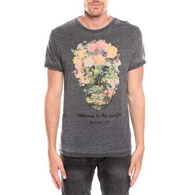 DEELUXE Jungle - T-shirt - gris