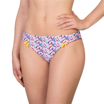 Secret De Polichinelle - Culotte - blanc multicolore