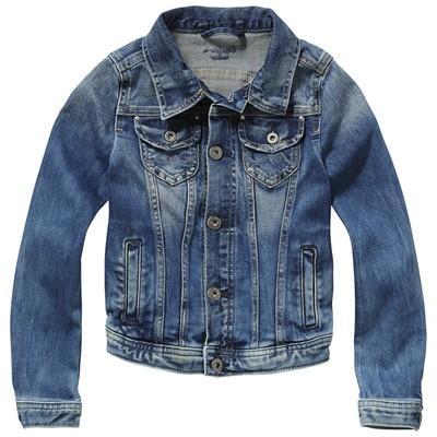 New Berry - Blouson - denim bleu