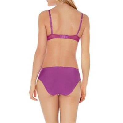 WACOAL Lovely - Soutien-gorge push-up - cyclamen