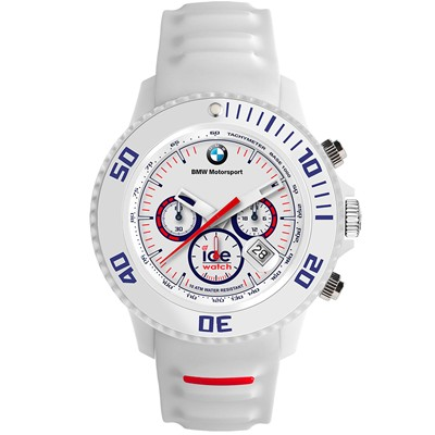 ICE WATCH Ice Bmw Motorsport - Montre homme - blanc