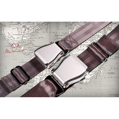 FLY BELTS Ceinture d'Avion - Ceinture - gris