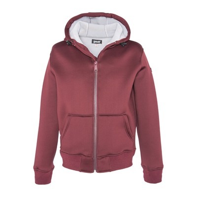 SCHOTT Sweat-shirt - bordeaux