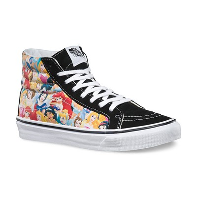 VANS Sk8 Hi Slim (Disney) - Sneakers - multicolore