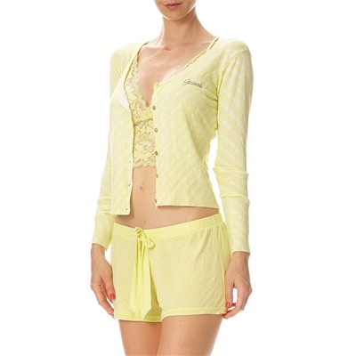 GUESS UNDERWEAR WOMEN Brassière Yellow flash - jaune poussin