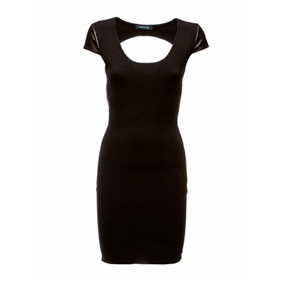 Bodycon - Robe fourreau - noir