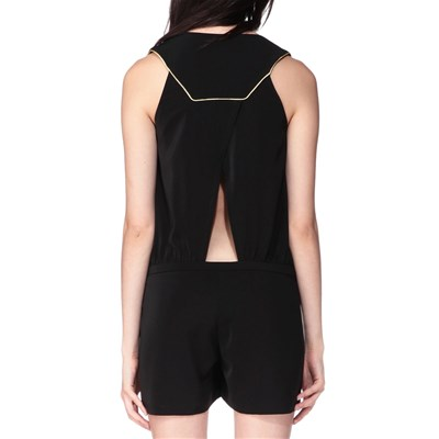 Clo&se Kakko pompom - combi-short - noir