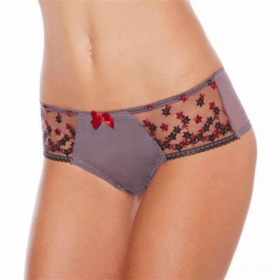 POMM'POIRE Demoiselle - Shorty - gris