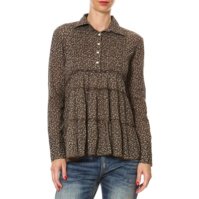 DENIM & SUPPLY RALPH LAUREN Blouse - brun