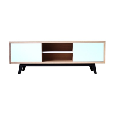 Buffet TV vintage - Buffet - bleu