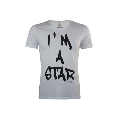 MAJESTÉ COUTURE PARIS I'm a Star - Top - blanc