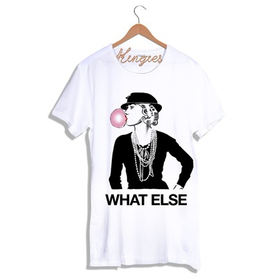 KINGIES WHAT ELSE - T-shirt - blanc