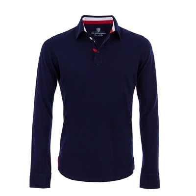 The Driver - Polo - bleu marine