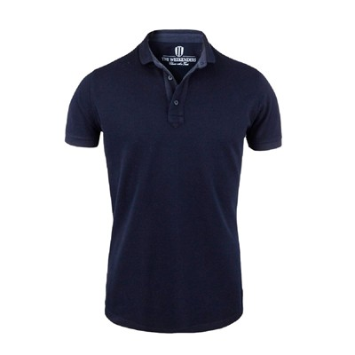 The Beacher - Polo - bleu marine