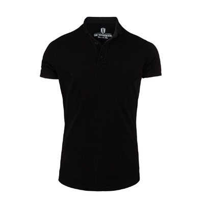 The Beacher - Polo - noir