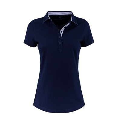 The Sailor - Polo - bleu marine