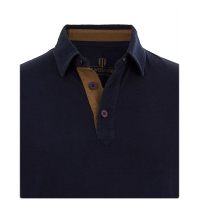 THE WEEKENDERS The Mountaineer - Polos - bleu marine