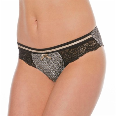 POMM'POIRE Cambridge - Slip - noir