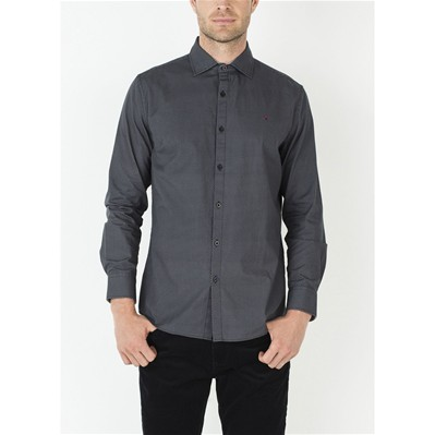 Eppin - Chemise - gris