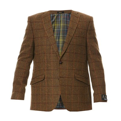 Broch - Veste en laine - marron