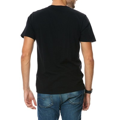 LEVI'S GRAPHIC TEE - T-shirt - noir