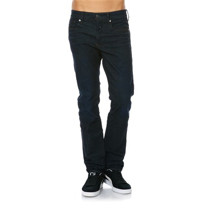 G STAR 3301 tapered - Jean droit - bleu
