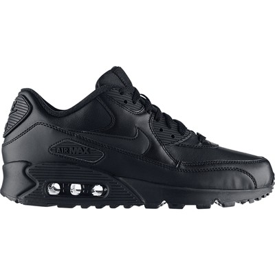 AIR MAX 90 LEATHER - Baskets - noir