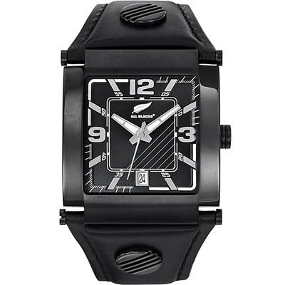 All Blacks montre homme - noir