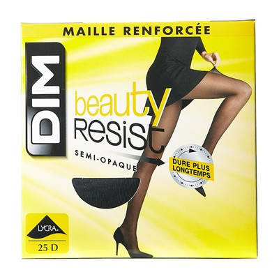 DIM COLLANT Beauty Resist - Collant - noir