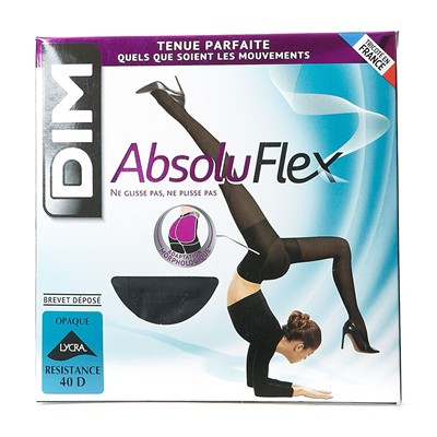 DIM COLLANT Absolu Flex - Collant opaque - noir