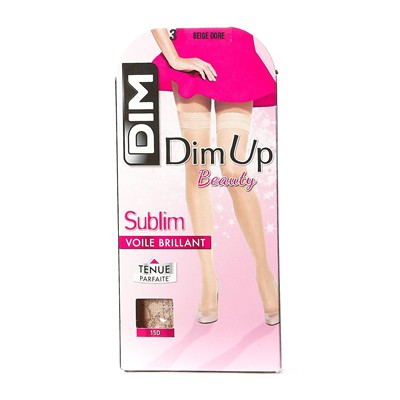 DIM COLLANT Dim Up Beauty Sublim - Bas - beige doré