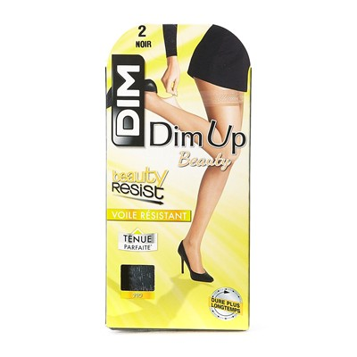 DIM COLLANT Dim Up Beauty Resist - Bas - noir